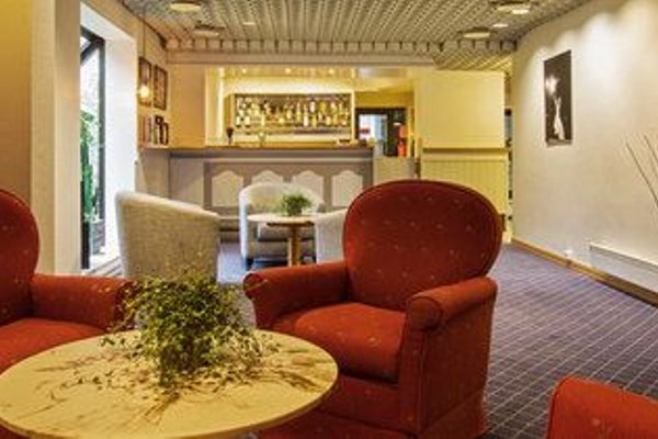 Best Western Maloy Hotel - фото 6