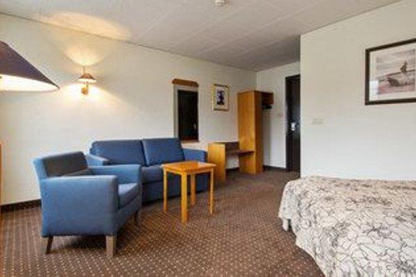 Best Western Maloy Hotel - фото 7