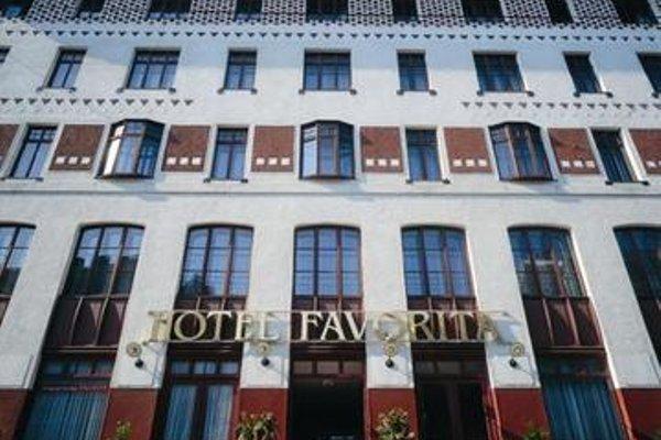 AUSTRIA TREND HOTEL FAVORITA - фото 22