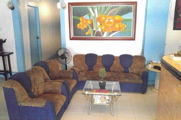 La Maria Pension Hotel - фото 11