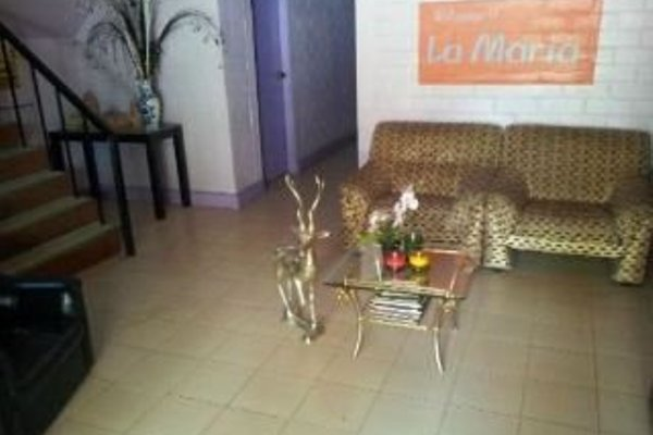 La Maria Pension Hotel - фото 13