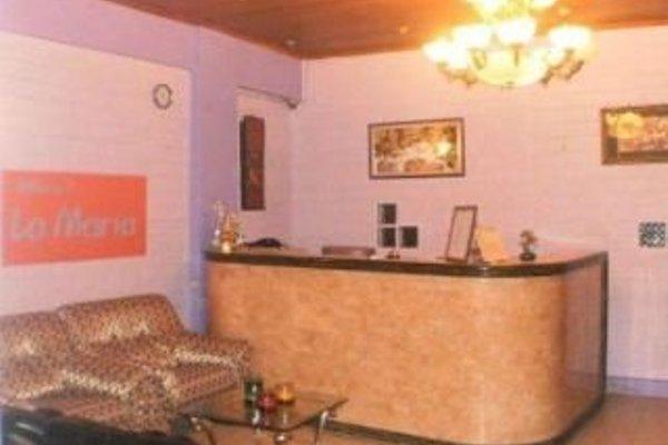 La Maria Pension Hotel - фото 18