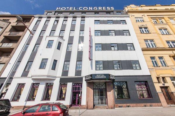 Novum Hotel Congress Wien am Hauptbahnhof - фото 50