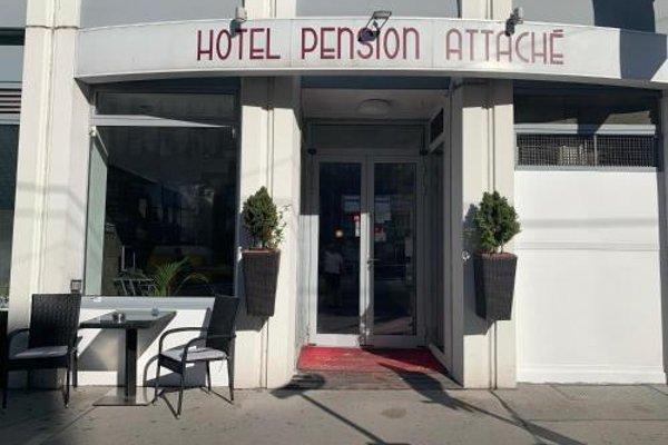 Hotel Attache - фото 23