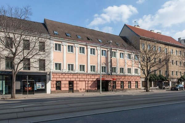 Novum Hotel Cristall Wien Messe - фото 39