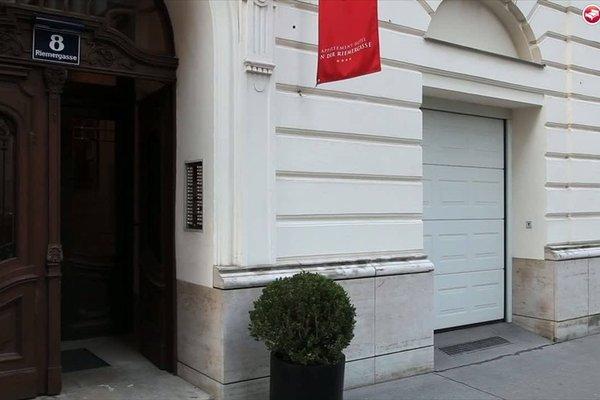 Appartement-Hotel an der Riemergasse - фото 51