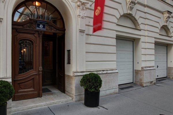Appartement-Hotel an der Riemergasse - фото 18