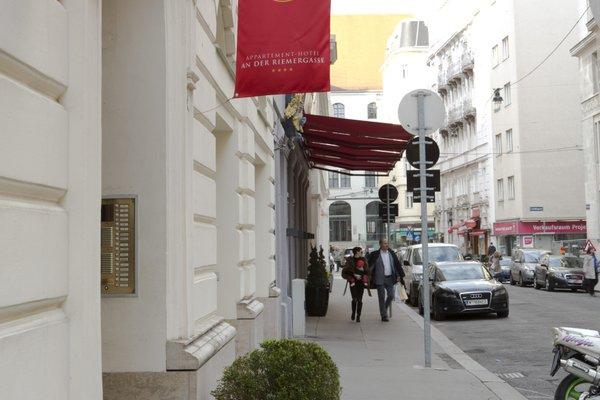 Appartement-Hotel an der Riemergasse - фото 19