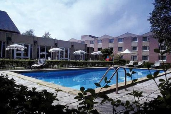 Leonardo Hotel Wavre - фото 21