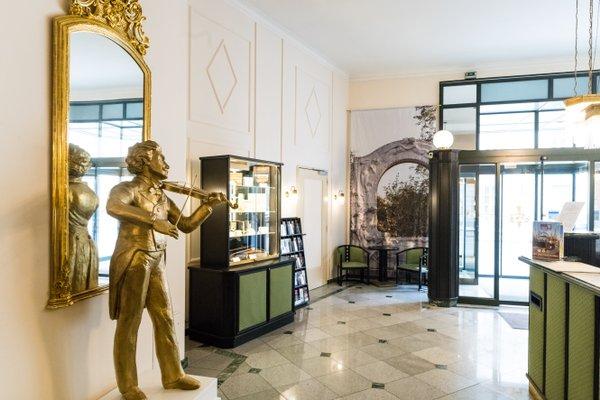 Hotel Johann Strauss - фото 17