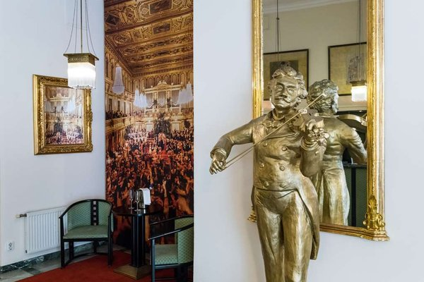 Hotel Johann Strauss - фото 20