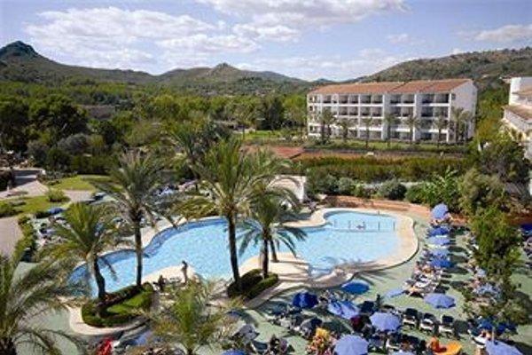 Beach Club Font de Sa Cala Hotel - фото 22