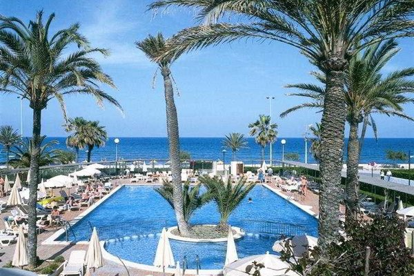 Protur Playa Cala Millor Hotel - фото 11