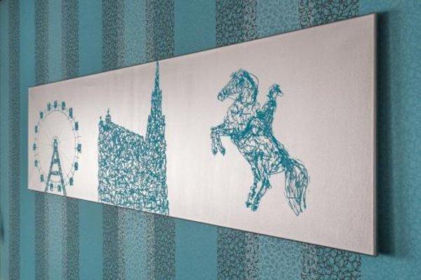 Hotel ViennArt am Museumsquartier - фото 10