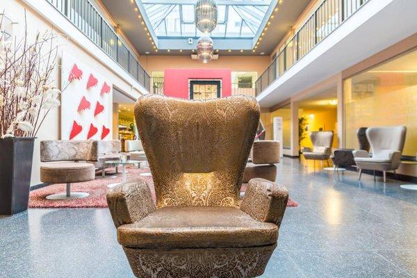 Hotel ViennArt am Museumsquartier - фото 17