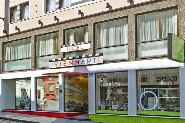 Hotel ViennArt am Museumsquartier - фото 22