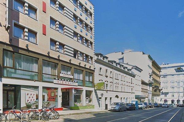 Hotel ViennArt am Museumsquartier - фото 23