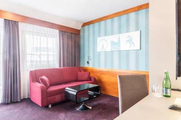 Hotel ViennArt am Museumsquartier - фото 9