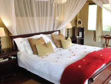 Guesthouse Thornybush Chapungu Luxury Tented Camp