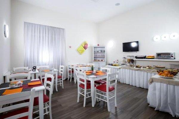 Hotel Bruman Salerno - фото 11