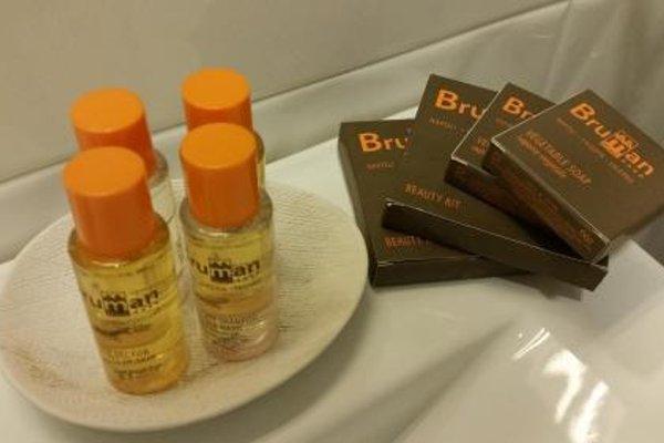 Hotel Bruman Salerno - фото 18