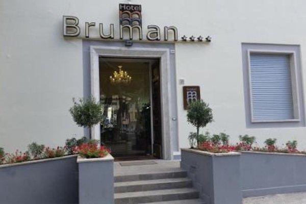 Hotel Bruman Salerno - фото 22