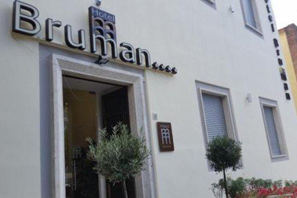 Hotel Bruman Salerno - фото 23