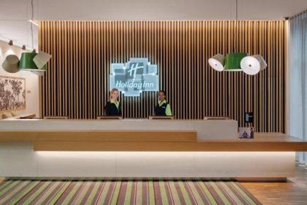 Holiday Inn Frankfurt - Alte Oper - фото 5