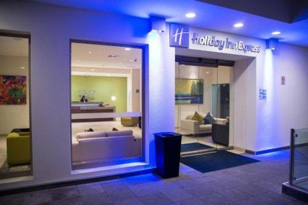 Holiday Inn Express Xalapa - фото 13