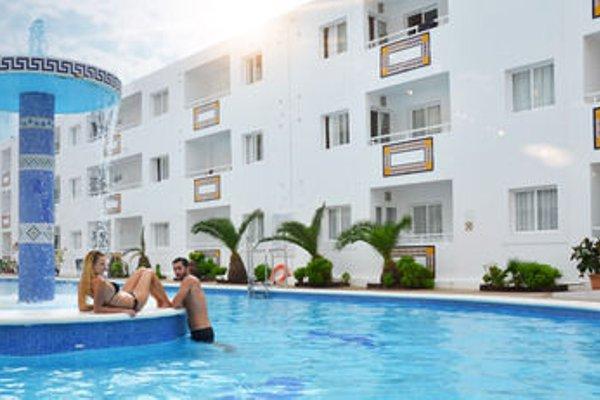 Apartamentos Tropical Garden - фото 23