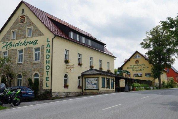 Landhotel Heidekrug - 22