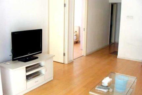 Sun Service Apartment Huamao - фото 3