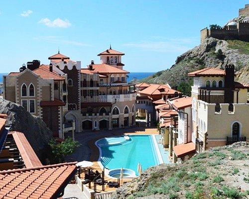 Soldaya Grand Hotel And Resort - Судак - фото 1