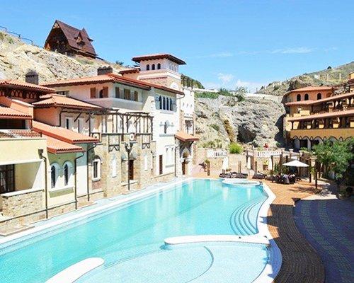 Soldaya Grand Hotel And Resort - Судак - фото 20