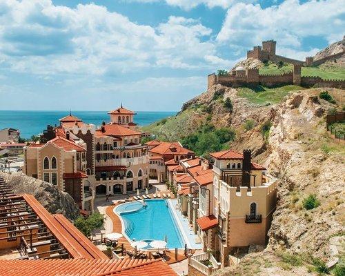 Soldaya Grand Hotel And Resort - Судак - фото 21