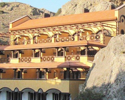 Soldaya Grand Hotel And Resort - Судак - фото 22