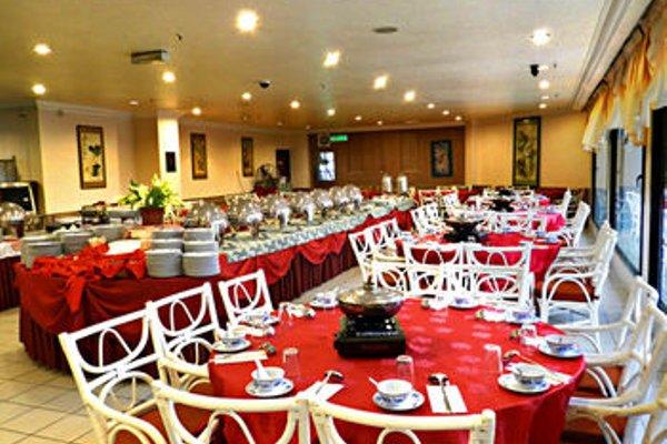 Hotel Rosa Passadena - фото 11