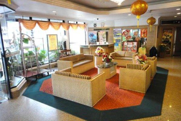 Hotel Rosa Passadena - фото 15
