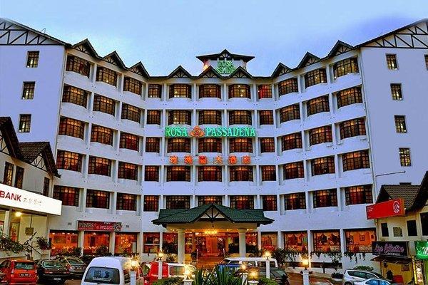 Hotel Rosa Passadena - фото 22