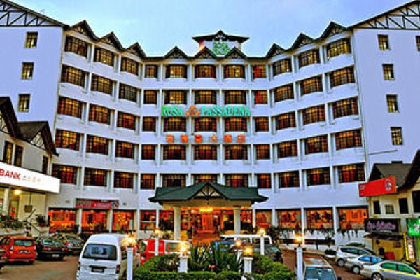 Hotel Rosa Passadena - фото 23