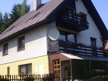 Гестхаус Holiday home in Svoboda nad Upou 2254