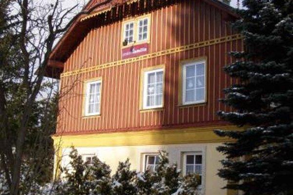 Two-Bedroom Apartment in Harrachov/Riesengebirge 2533 - фото 19
