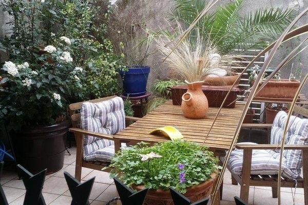 Bed and breakfast Montpellier - 11