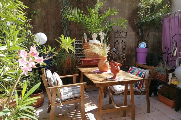 Bed and breakfast Montpellier - 9