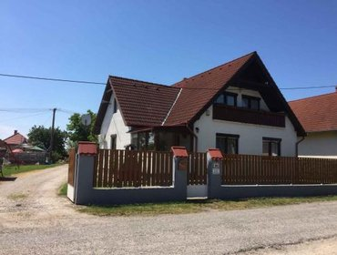 Апартаменты Holiday Home Balatonmariafurdo, Somogy 4