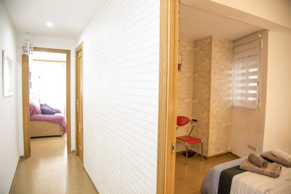 Ruzafa Apartment - 16