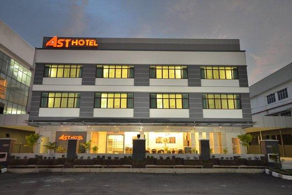 AST Hotel - фото 17
