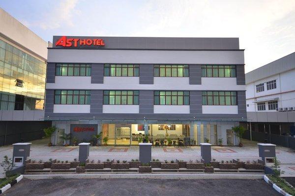 AST Hotel - фото 18