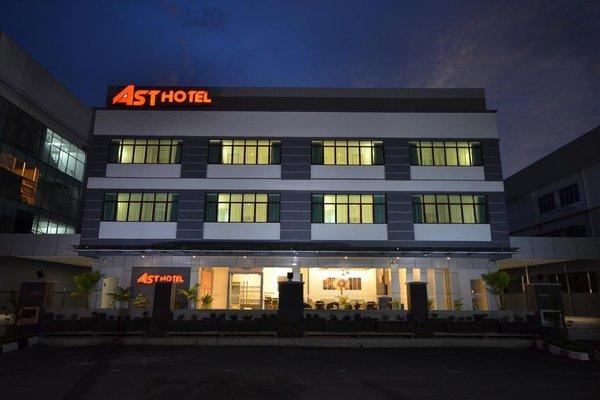 AST Hotel - фото 20