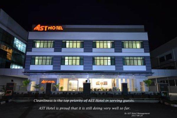 AST Hotel - фото 23
